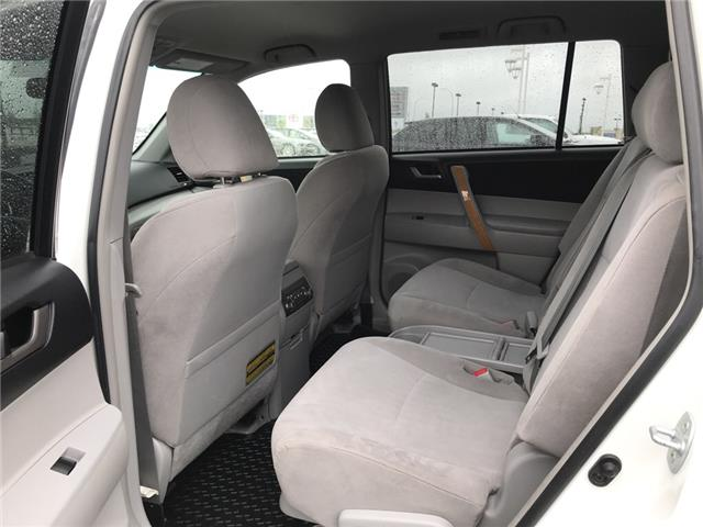 2008 Toyota Highlander Hybrid Base (Stk: 190147A) in Cochrane - Image 12 of 14