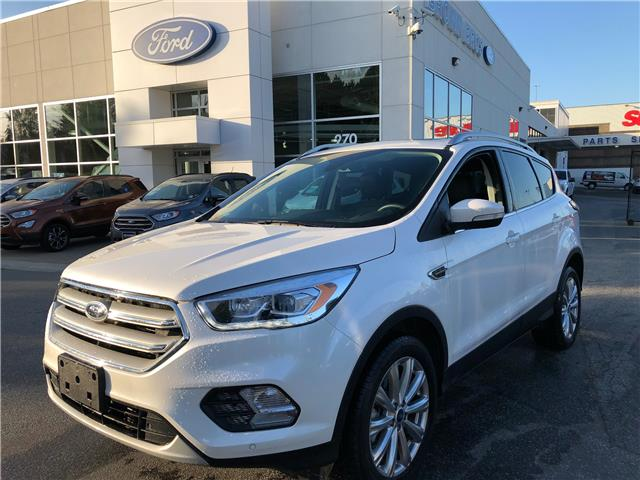 2018 Ford Escape Titanium (Stk: CP19221) in Vancouver - Image 1 of 31