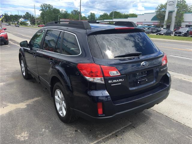 2014 Subaru Outback 2.5i Convenience Package (Stk: 1901) in Garson - Image 3 of 10