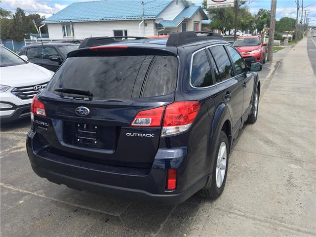 2014 Subaru Outback 2.5i Convenience Package (Stk: 1901) in Garson - Image 5 of 10