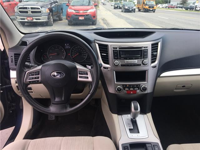 2014 Subaru Outback 2.5i Convenience Package (Stk: 1901) in Garson - Image 7 of 10