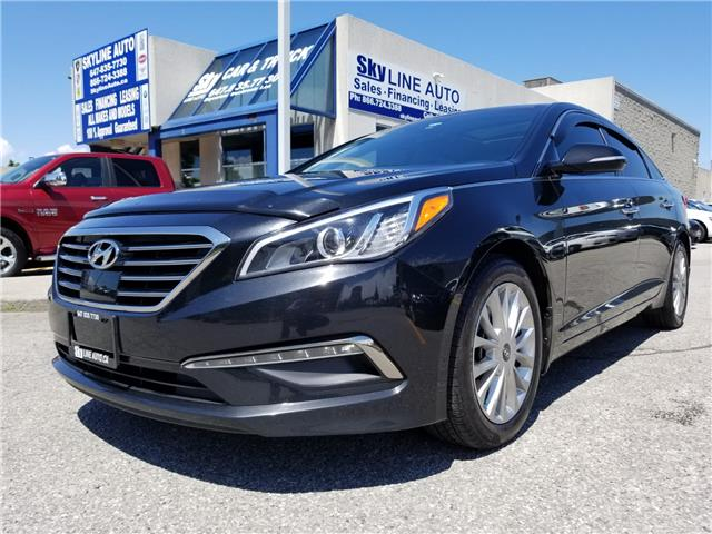 2015 Hyundai Sonata Sport Tech (Stk: ) in Concord - Image 2 of 29