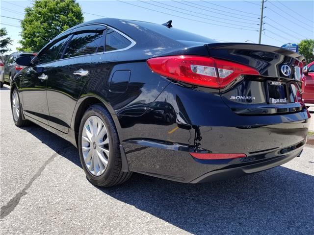 2015 Hyundai Sonata Sport Tech (Stk: ) in Concord - Image 7 of 29