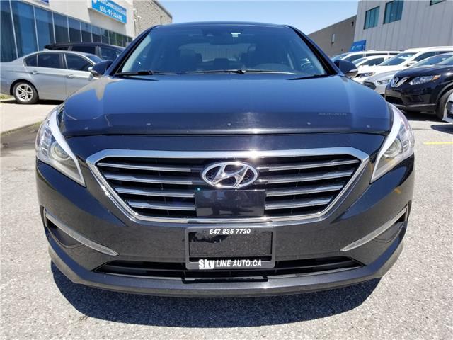 2015 Hyundai Sonata Sport Tech (Stk: ) in Concord - Image 8 of 29