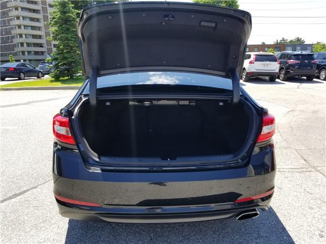 2015 Hyundai Sonata Sport Tech (Stk: ) in Concord - Image 12 of 29