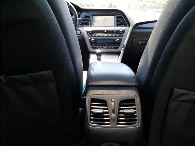 2015 Hyundai Sonata Sport Tech (Stk: ) in Concord - Image 17 of 29