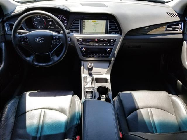 2015 Hyundai Sonata Sport Tech (Stk: ) in Concord - Image 1 of 29