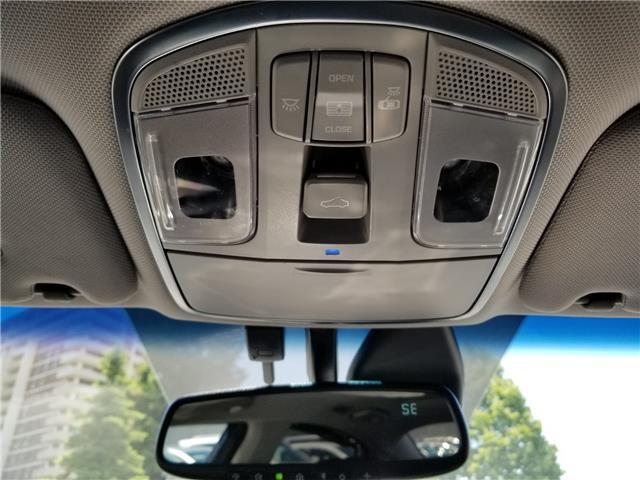 2015 Hyundai Sonata Sport Tech (Stk: ) in Concord - Image 20 of 29