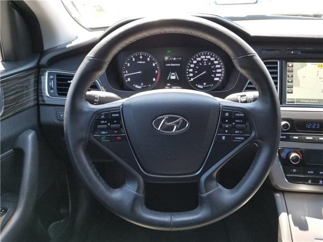 2015 Hyundai Sonata Sport Tech (Stk: ) in Concord - Image 21 of 29