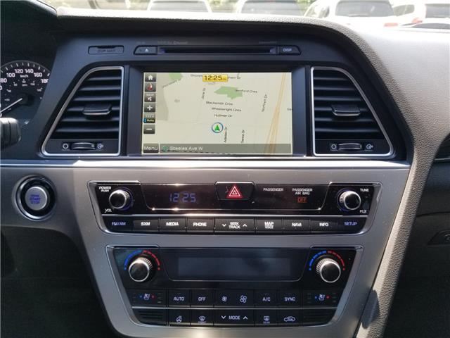 2015 Hyundai Sonata Sport Tech (Stk: ) in Concord - Image 24 of 29