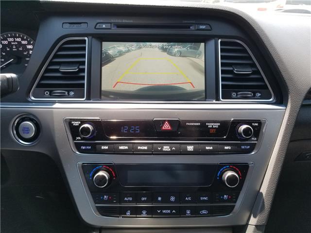 2015 Hyundai Sonata Sport Tech (Stk: ) in Concord - Image 25 of 29