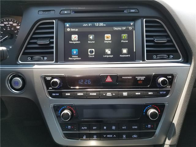 2015 Hyundai Sonata Sport Tech (Stk: ) in Concord - Image 26 of 29