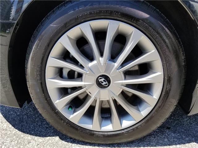2015 Hyundai Sonata Sport Tech (Stk: ) in Concord - Image 27 of 29