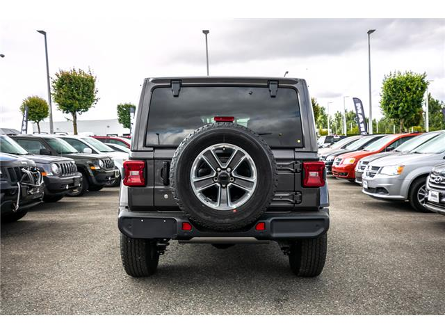 2019 Jeep Wrangler Unlimited Sahara (Stk: K636884) in Abbotsford - Image 6 of 23