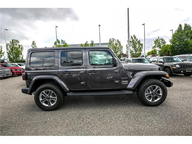 2019 Jeep Wrangler Unlimited Sahara (Stk: K636884) in Abbotsford - Image 8 of 23