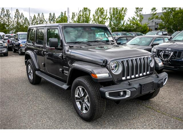 2019 Jeep Wrangler Unlimited Sahara (Stk: K636884) in Abbotsford - Image 9 of 23