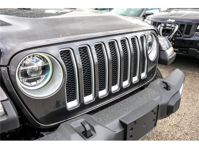 2019 Jeep Wrangler Unlimited Sahara (Stk: K636884) in Abbotsford - Image 10 of 23