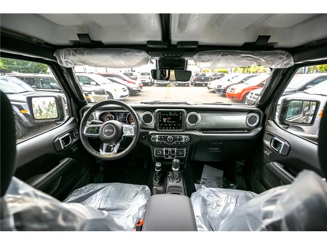 2019 Jeep Wrangler Unlimited Sahara (Stk: K636884) in Abbotsford - Image 16 of 23