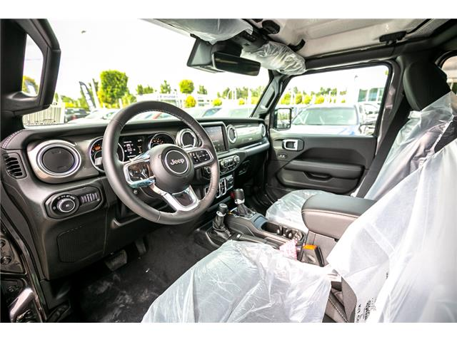 2019 Jeep Wrangler Unlimited Sahara (Stk: K636884) in Abbotsford - Image 19 of 23