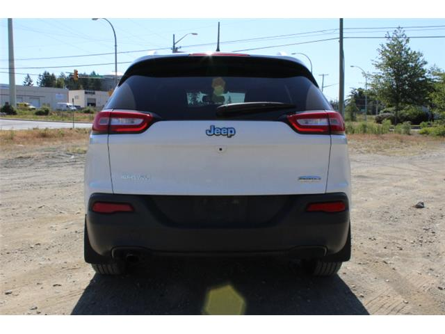 2014 Jeep Cherokee North (Stk: r504429a) in Courtenay - Image 6 of 23