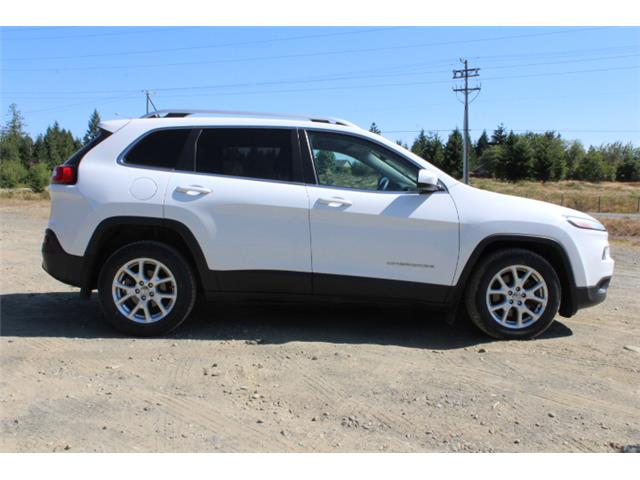 2014 Jeep Cherokee North (Stk: r504429a) in Courtenay - Image 8 of 23