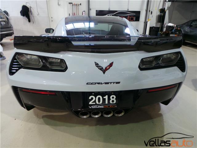 2018 Chevrolet Corvette Z06 (Stk: NP0423) in Vaughan - Image 9 of 21