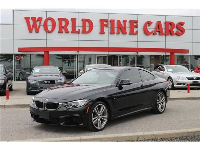 2014 BMW 435i xDrive (Stk: 16852) in Toronto - Image 1 of 22