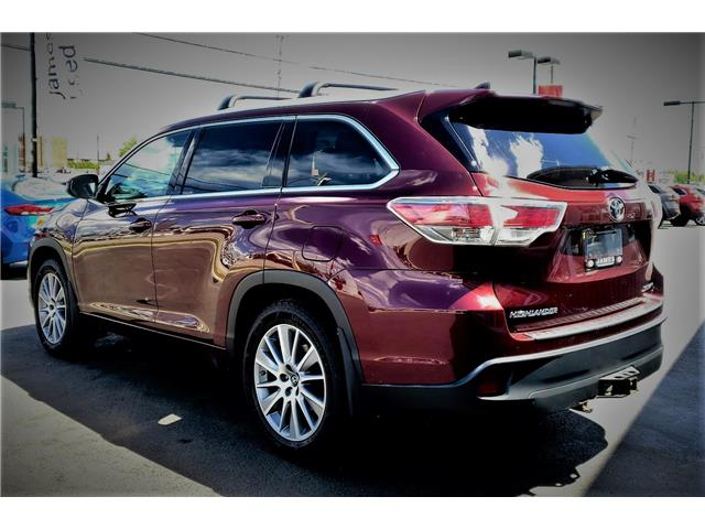 2016 Toyota Highlander XLE (Stk: P02607) in Timmins - Image 7 of 16