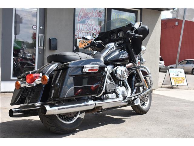 2009 Harley-Davidson flht  (Stk: p36724) in Saskatoon - Image 3 of 7