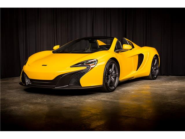 2015 McLaren 650S Spider  (Stk: VU0339) in Calgary - Image 2 of 21