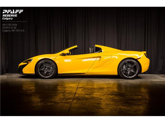 2015 McLaren 650S Spider  (Stk: VU0339) in Calgary - Image 1 of 21