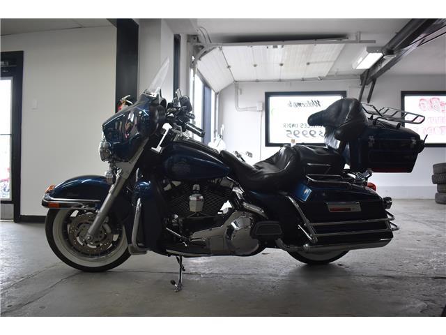 2002 Harley-Davidson fl electra glide cla  (Stk: p36687) in Saskatoon - Image 5 of 7