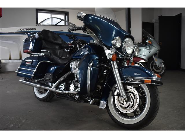 2002 Harley-Davidson fl electra glide cla  (Stk: p36687) in Saskatoon - Image 1 of 7