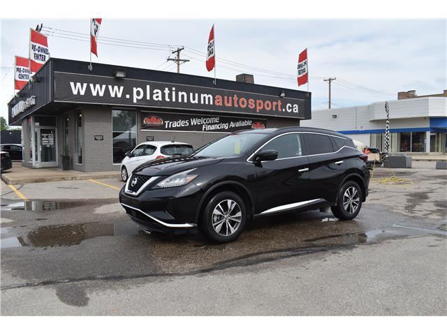 2019 Nissan Murano Platinum (Stk: PP468) in Saskatoon - Image 1 of 21