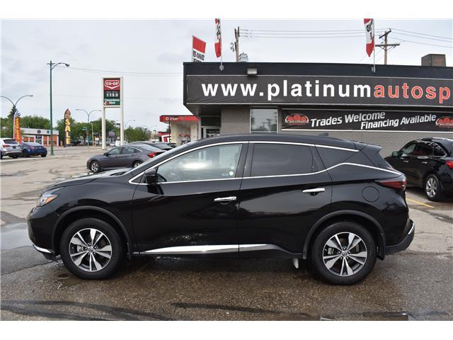 2019 Nissan Murano Platinum (Stk: PP468) in Saskatoon - Image 8 of 21