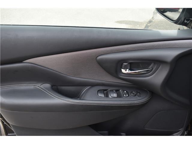 2019 Nissan Murano Platinum (Stk: PP468) in Saskatoon - Image 12 of 21