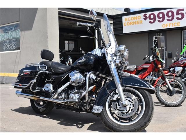 2000 Harley-Davidson fl road king  (Stk: p36688) in Saskatoon - Image 1 of 7