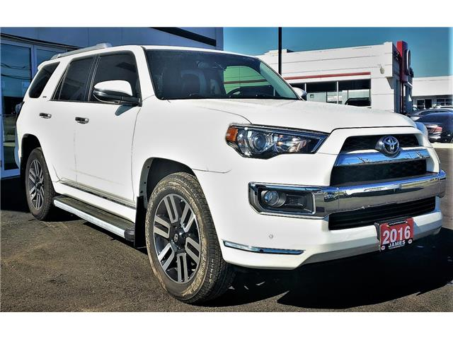 2016 Toyota 4Runner SR5 (Stk: P02628) in Timmins - Image 3 of 14
