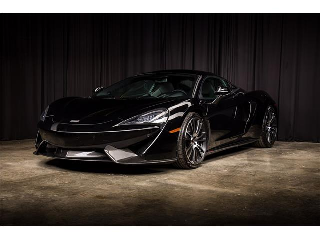 2017 McLaren 570S Coupe  (Stk: MV0253A) in Calgary - Image 2 of 21