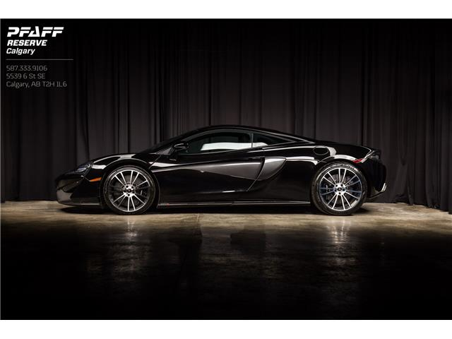 2017 McLaren 570S Coupe  (Stk: MV0253A) in Calgary - Image 2 of 22