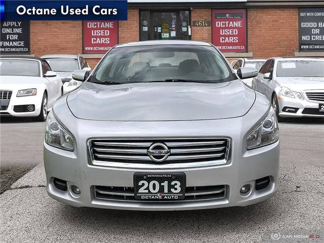 2013 Nissan Maxima SV (Stk: ) in Scarborough - Image 2 of 25