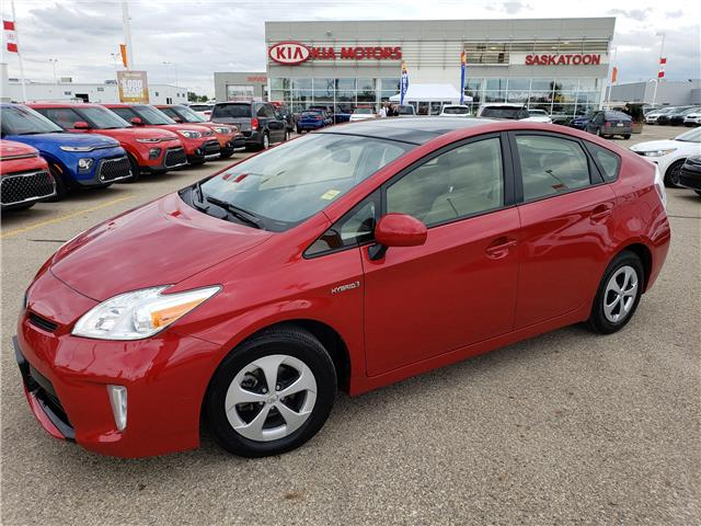 2015 Toyota Prius Base (Stk: 39269A) in Saskatoon - Image 1 of 29
