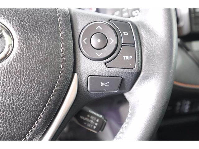 2017 Toyota RAV4 SE (Stk: 219327A) in Huntsville - Image 25 of 37