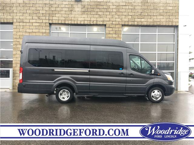 2018 Ford Transit-350 XLT (Stk: K-1509A) in Calgary - Image 2 of 20