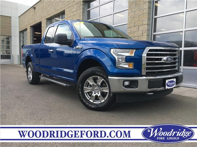 2017 Ford F-150 XLT (Stk: K-1967A) in Calgary - Image 1 of 18