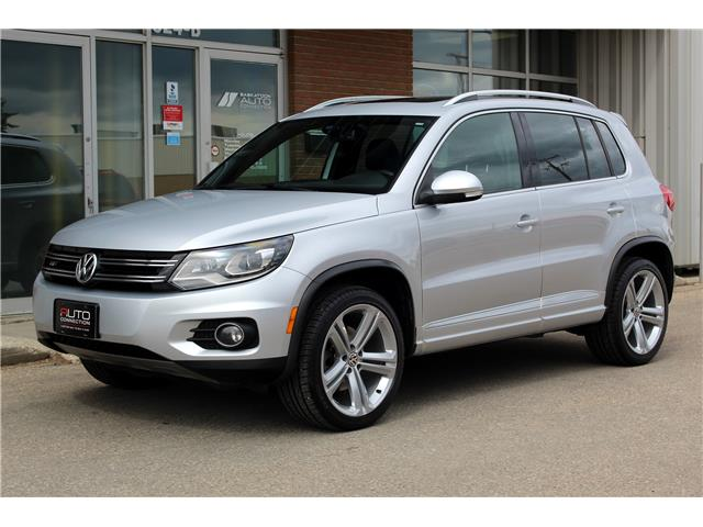 2014 Volkswagen Tiguan Highline (Stk: 566310) in Saskatoon - Image 1 of 24