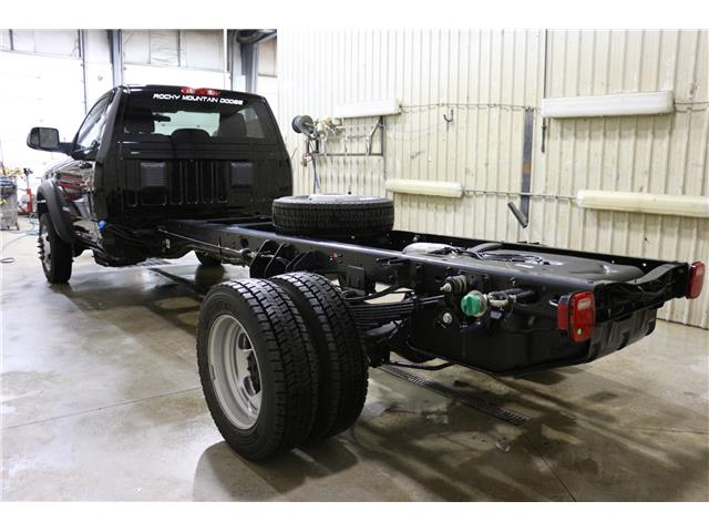 2019 RAM 5500 Chassis Tradesman/SLT (Stk: KT083) in Rocky Mountain House - Image 9 of 18