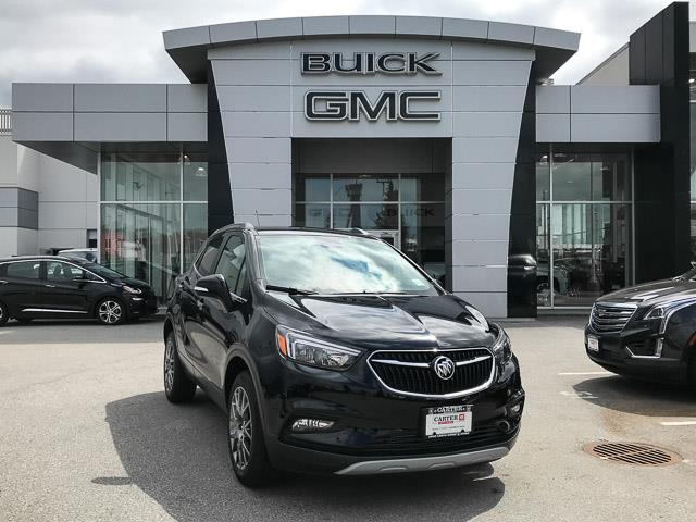 2019 Buick Encore Sport Touring (Stk: 9K83270) in North Vancouver - Image 2 of 13