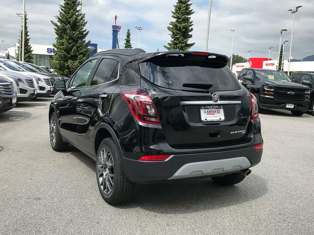 2019 Buick Encore Sport Touring (Stk: 9K83270) in North Vancouver - Image 3 of 13