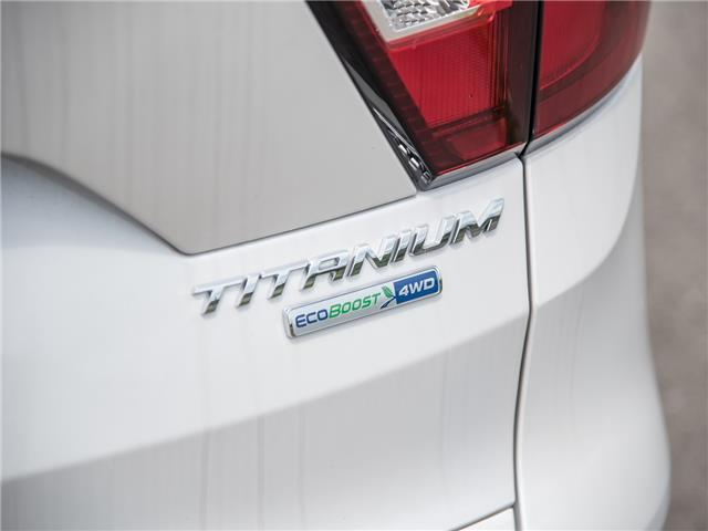 2019 Ford Escape Titanium (Stk: 19ES340) in St. Catharines - Image 9 of 24